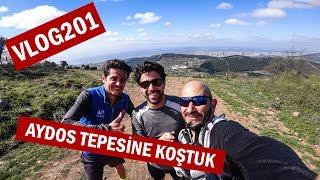 İstanbul'un en yüksek yeri Aydos tepesine koşarken, Ultra Maraton konuştuk  | Koşu Vlog  #201