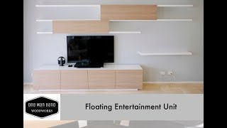 Floating Entertainment Unit
