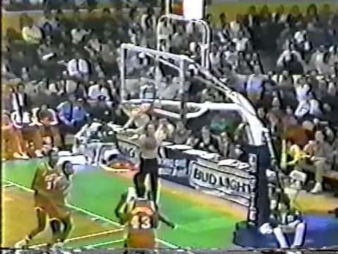 NBA Greatest Duos: Larry Bird & Kevin McHale vs Cavaliers (1987)