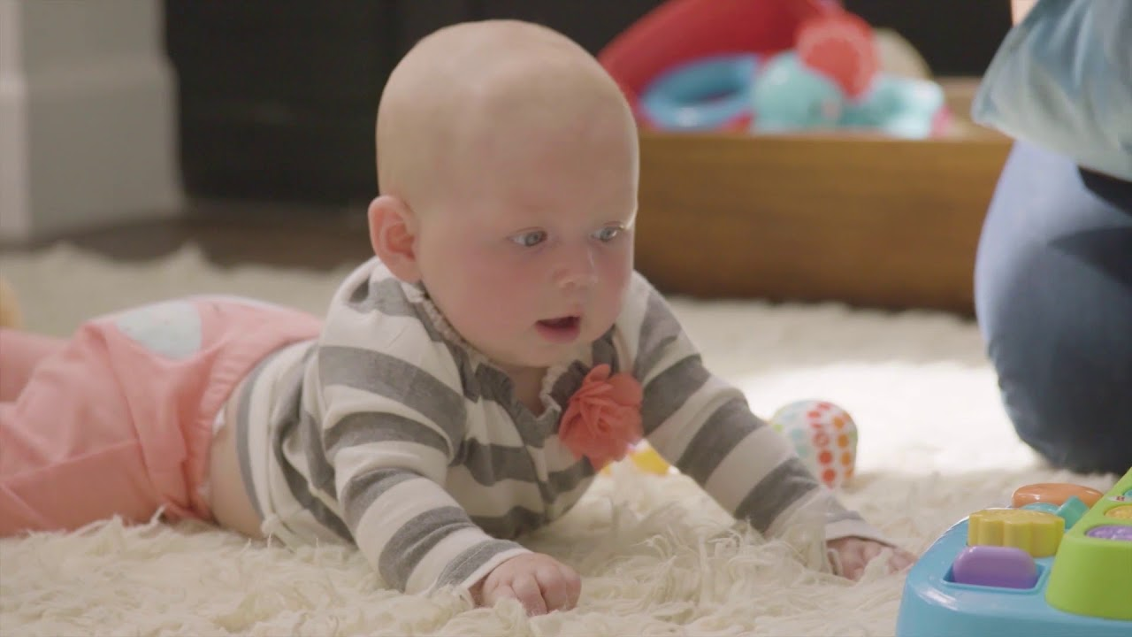 Object Permanence | Parenting Tips | Fisher-Price