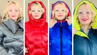 НОВИНКИ Модные зимние пальто и куртки джемпера кашемировые платки РАСПРОДАЖА
