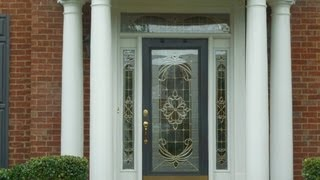 Many Front Doors Designs - House Building, Home Improvements, Custom Homes. House Floor Plans