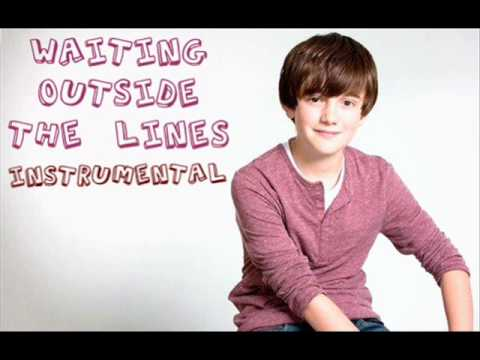 Instrumental/Karaoke - Waiting Outside The Lines - Greyson Chance