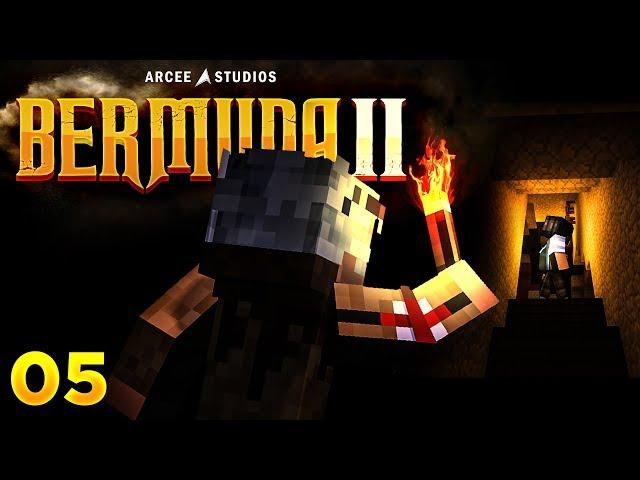 Er spielt ein falsches Spiel . . .  🔥 Minecraft BERMUDA 2 #05 | Louis Angerer