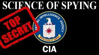 The Science of Spying (1965) - Secrets of the Central Intelligence Agency (CIA) - Full Documentary