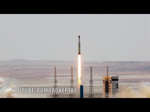 Iran successfully Tests Simorgh Satellite Carrier  - Irã testa com Sucesso Lançador de Foguetes