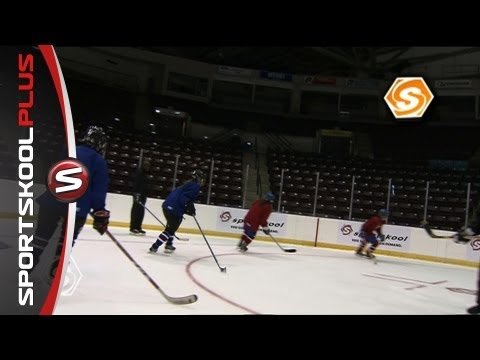 How to Improve Turning on the Ice with Hockey Coach Tom Martin