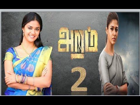 WOW!! AARAM 2 IS READY nayanthara ,keerthi suresh hot cinema news filmy dreams thumbnail