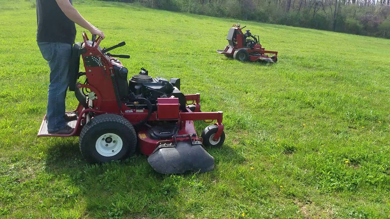 Toro 52 Grand Stand Commercial Zero Turn Lawn Mower For Sale