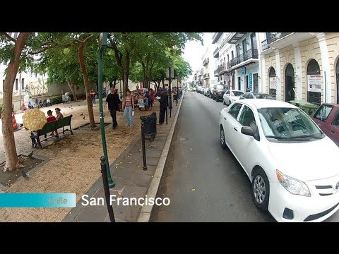 ๏ GoPro Exploring Biker HD | All Streets of Old San Juan, Puerto Rico