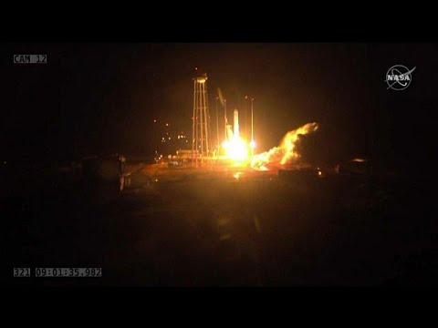 شاهد: آيس كريم وديك رومي وأغذية في طريقها إلى الفضاء  - 09:54-2018 / 11 / 18
