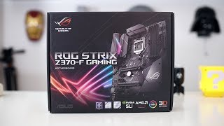 Top 10 Motherboards - Asus Z370-F The Best Gaming Motherboard Under $200?
