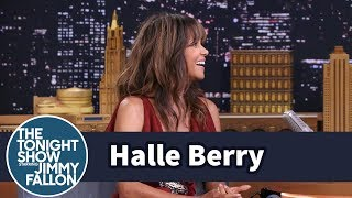 connectYoutube - Halle Berry Is Still Waiting on Questlove to Bring Her Snacks