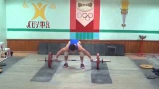 Чемпионат Луганской Народной Республики по тяжелой атлетике