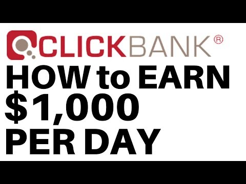clickbank-step-by-step-tutorial-|-how-to-make-$1,000-per-day