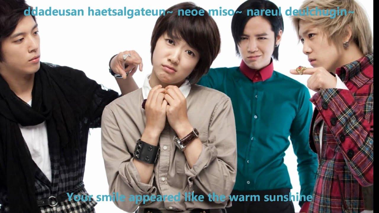 Lovely Day - Park Shin Hye (Korean + Eng Subs)
