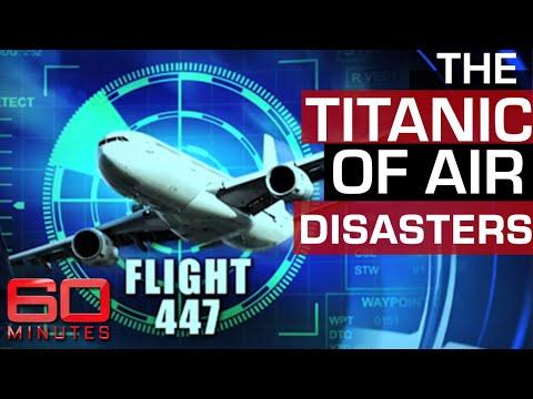 Passenger aircraft falls