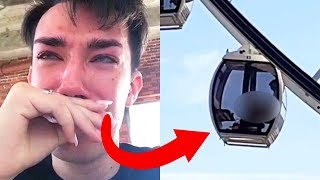 James Charles Confesses the Truth About The Coachella Ferris Wheel!
