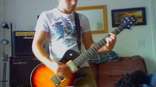 Creed On My Sleeve Guitar Cover