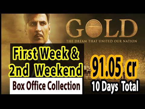 GOLD First Week Box Office Collection | GOLD 2nd Friday & 2nd Weekend Estimates