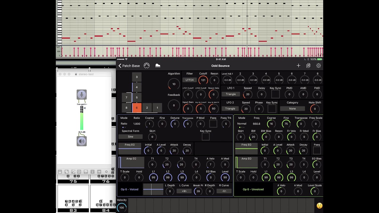 Yamaha FS1R Editor in Patch Base 2 10 | Coffeeshopped