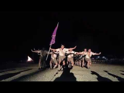 7th National Scout Venture Camp: Grand Campfire Presentation