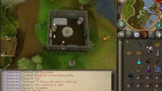 RuneScape - Pre-EOC - Mini-Quest - Barbarian Training