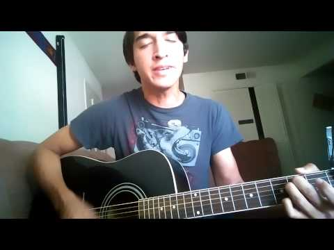 Mayday Parade - hold onto me acoustic tutorial