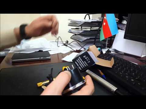 Термометр,вольтметр,тахометр на PIC+часики.MP4 - YouTube