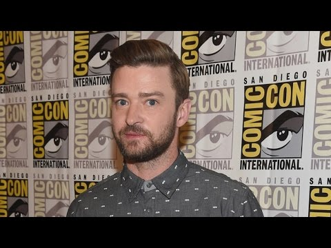 EXCLUSIVE: Justin Timberlake Fanboys Over 'Star Wars' and Talks New Music at Comic-Con 2016