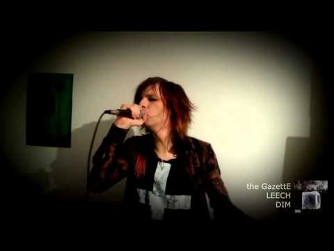 the GazettE - LEECH (Vocal Cover)
