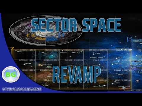 Star Trek Online: Sector Space Revamp