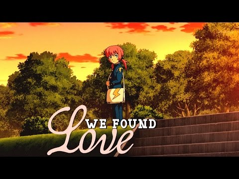 [ Amv ] ❝WE FOUND LOVE❞ 【INA-世界】