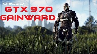 Crysis 3 Multiplayer GTX 970 4GB OC | 1080p Max Settings - AA OFF | FRAME-RATE TEST