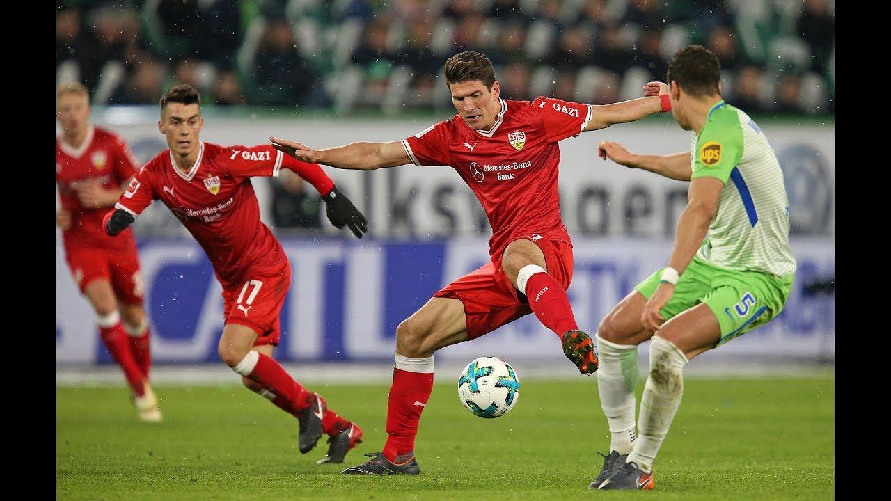 Wolfsburg Gegen Stuttgart