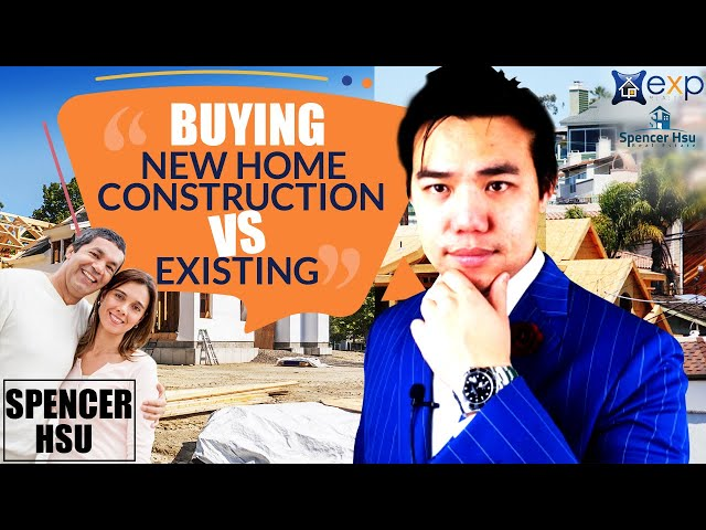 Buying a New Home Construction vs Existing