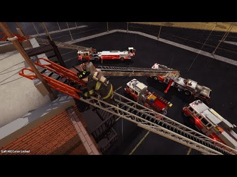 EmergeNYC Ultra Realistic Firefighter Simulator! Ladders, Fire Academy and More!