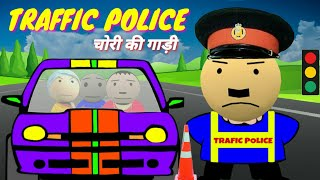 Traffic police make joke of funny video mjo comedy