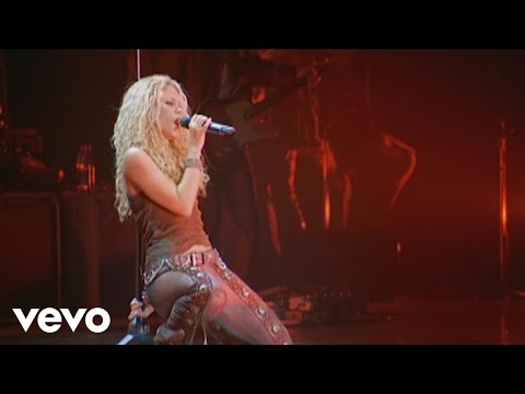 Shakira - Poem to a Horse (from Live & Off the Record)