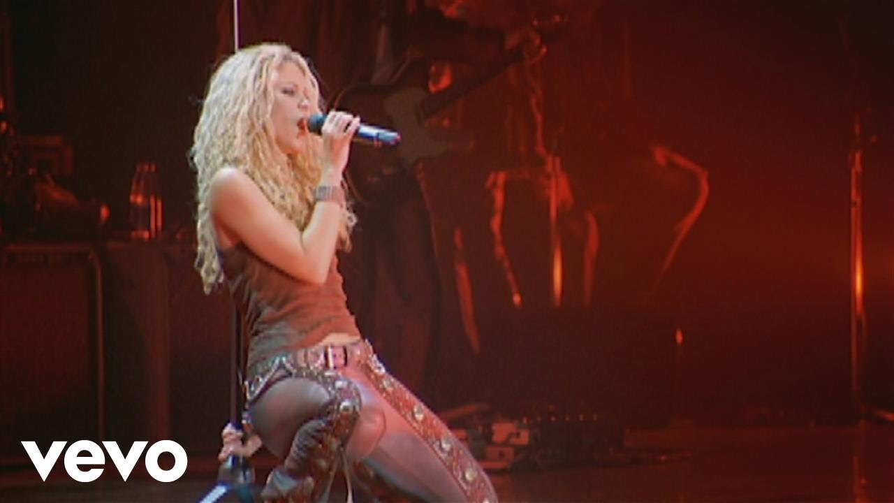 Download Shakira - Poem to a Horse (from Live & Off the Record)