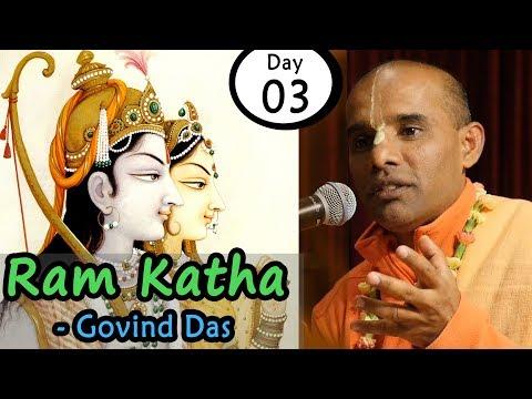 Ram Katha :  Day 3 | Govind Das | ISKCON Nasik