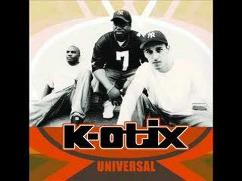 K-Otix - Frequencies