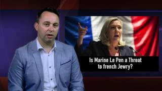 Does Marine Le Pen and the National Front pose a threat to French Jewry?