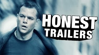 Honest Trailers S7 • E6 Honest Trailers - The Bourne Trilogy