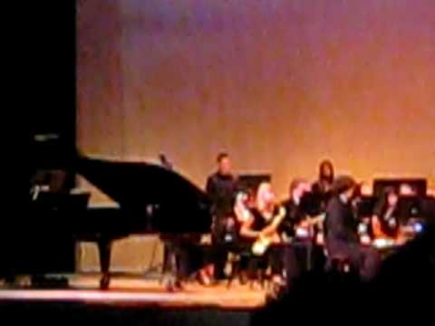 North Wind Symphony - The Echo Never Fades feat. T...