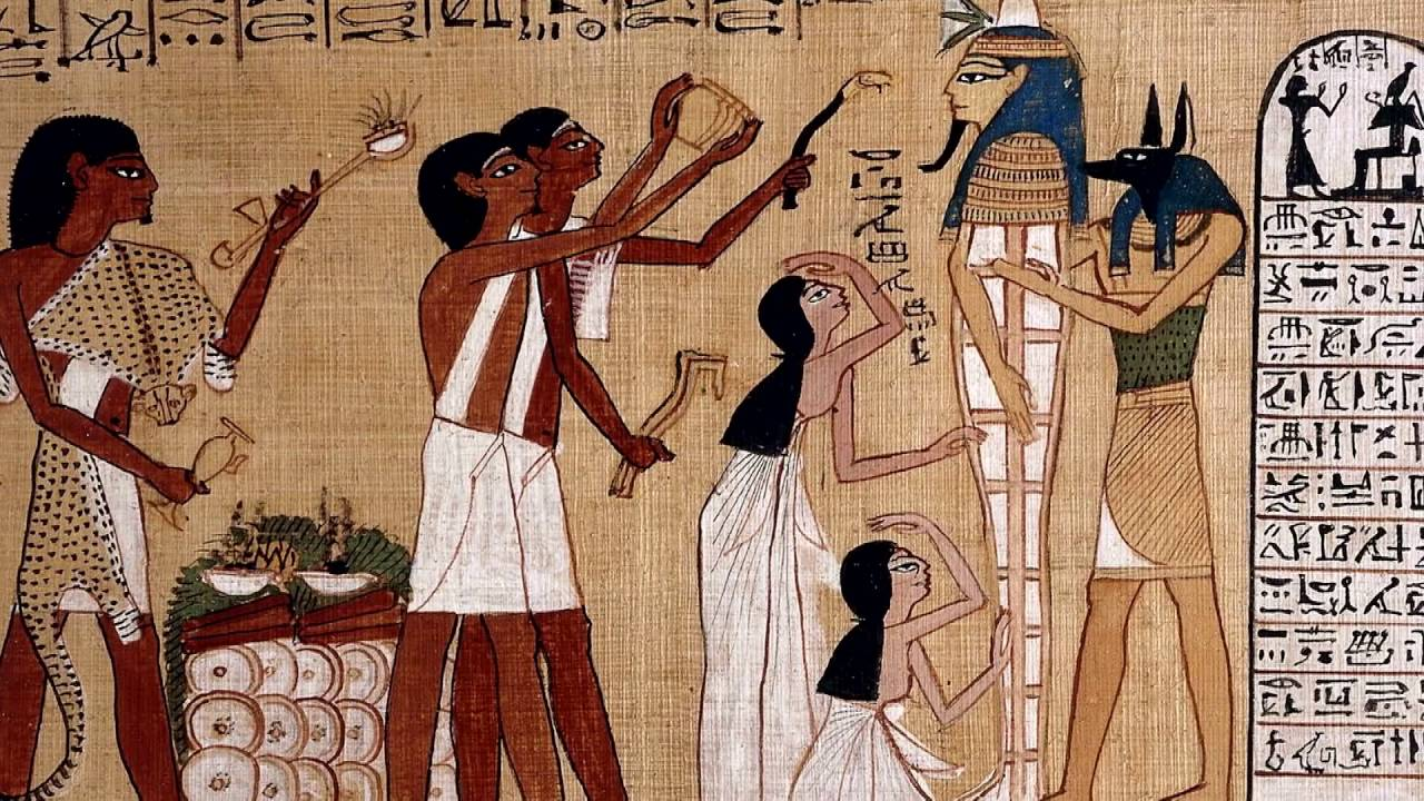 Funerary practices: Preparations, processions and burial