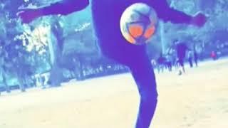Freestyle football skills