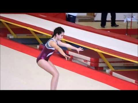 Mouvements sol gymnastique