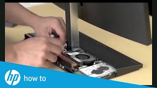 How to Replace Components on the HP EliteOne 1000 AiO | HP Computers | HP