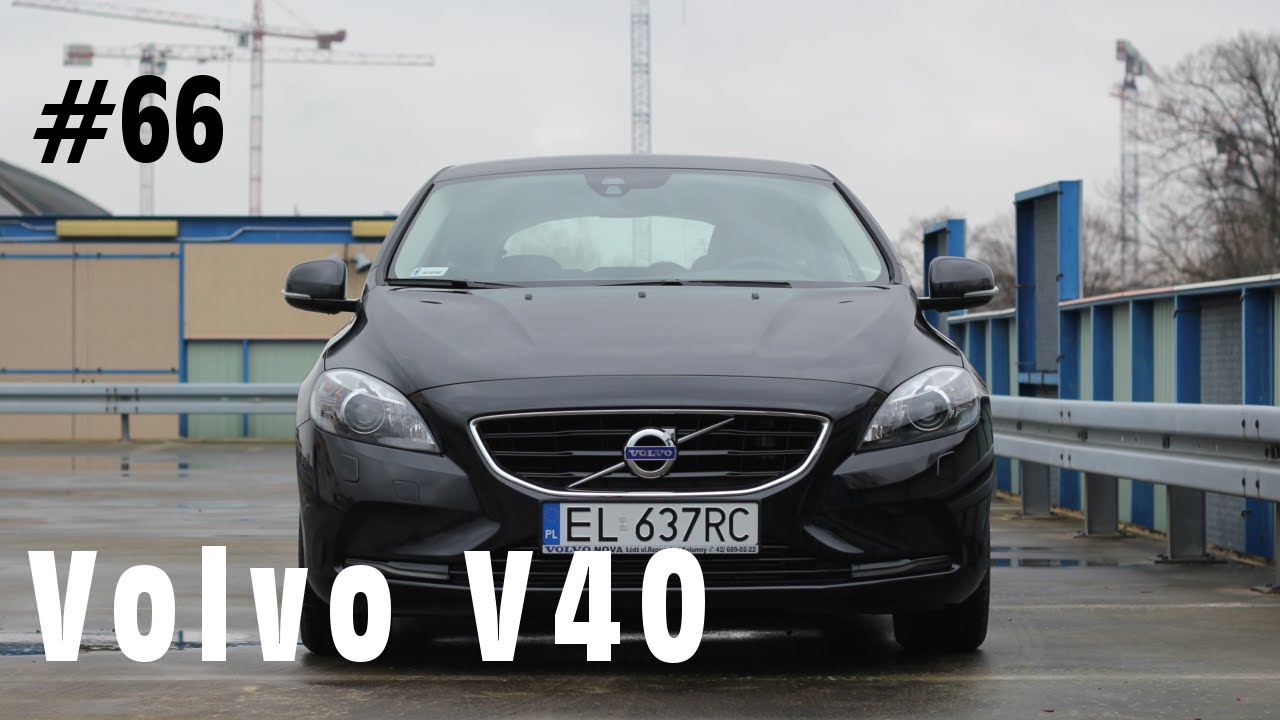 volvo v40 t3 momentum 1 6 150 km 66 jazdy pr bne youtube. Black Bedroom Furniture Sets. Home Design Ideas